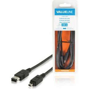 Image of FireWire 400 kabel 2,00 m - Valueline