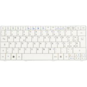 Acer Keyboard (Nordic), White (KB.I110A.043)