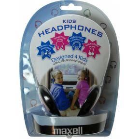 Maxell Kids Safe Blauw Supraaural koptelefoon