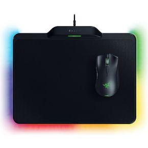 Razer Mamba HyperFlux+Firefly RF Draadloos Optisch 16000DPI Zwart muis