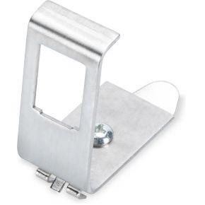 DIN-rail adapter voor 1x keystone module