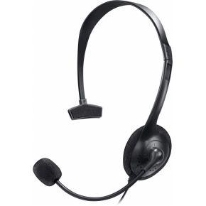 Image of Bigben Interactive BB342161 Monauraal Hoofdband Zwart hoofdtelefoon