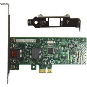 Intel netwerkkaart 1000Mbps EXPI9301CT Gigabit PCI-E 1x bulk