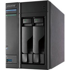 Image of Asustor AS-202TE\2-BAY NAS\Tower\EU\1GB DDR3