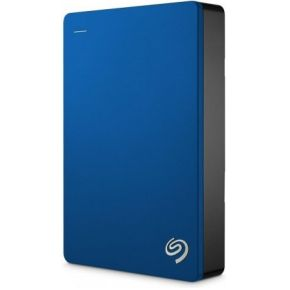 Seagate Harddisk Backup Plus Portable 5TB, USB3.0, Extern (blauw)