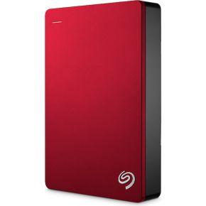 Seagate Harddisk Backup Plus Portable 5TB, USB3.0, Extern (rood)