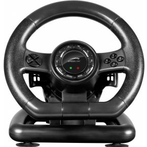 Speedlink Speedlink, BLACK BOLT Racing Wheel (Zwart) PC (SL-650300-BK)