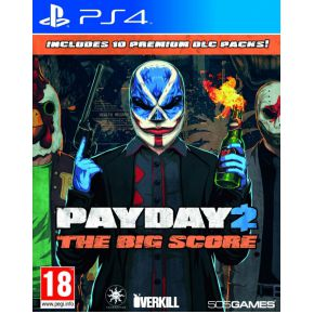 Image of 505 Games Payday 2, The Big Score PS4