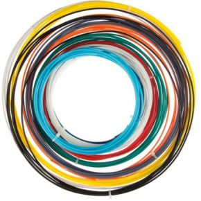 Set Met Pla-filament 1.75ámmá(1-16) 10ákleuren Voor 3d-printer En 3d-pen