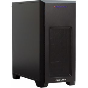 Image of Cooltek MT-03 Mini-Toren Zwart