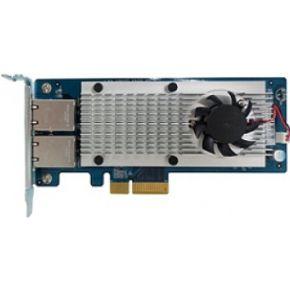 QNAP LAN-10G2T-X550 Intern Ethernet 10000Mbit-s netwerkkaart & -adapter