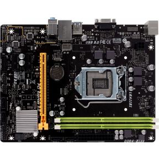 Image of Biostar H110MGC Intel H110 LGA1151 Micro ATX moederbord