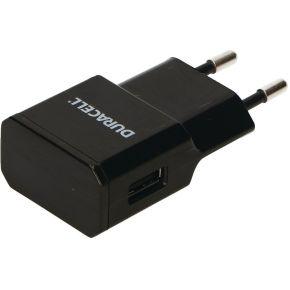 Duracell DRACUSB3-EU Binnen Zwart oplader voor mobiele apparatuur