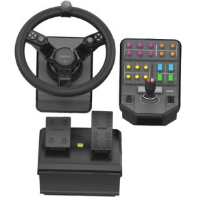 Log Saitek Farm Sim Controller S
