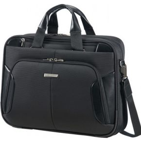 Samsonite XBR Bailhandle Slim 1 Compartiment 15.6 Black