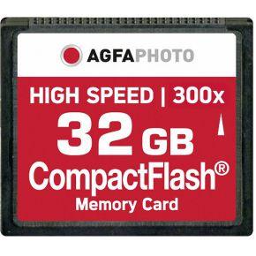 Image of AgfaPhoto 32 GB CompactFlash-Card HighSpeed (MLC)