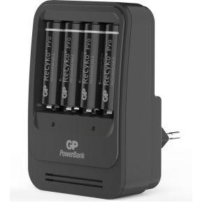 Gp Oplader Rec+pro Aa A4 2000m