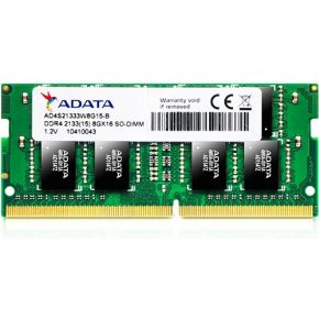Image of ADATA 16GB DDR4 2133MHZ SO-DIMM 16GB DDR4 2133MHz geheugenmodule