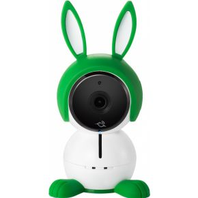 Netgear ABC1000 IP security camera Binnen kubus Groen, Wit