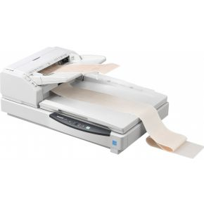 Panasonic KV-S7097 Flatbed scanner 600 x 600DPI A3 Wit