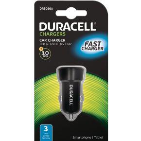 Duracell DR5026A Zwart oplader voor mobiele apparatuur