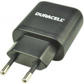 Duracell DRACUSB6-EU Zwart oplader voor mobiele apparatuur