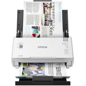Epson WORKFORCE DS-410 ADF + Manual feed scanner 600 x 600DPI A4 Zwart, Wit