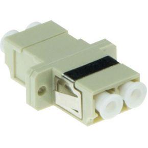 Intronics Ea1005 lc duplex adapter mm