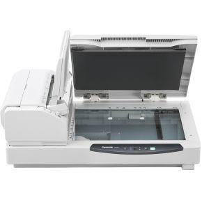 Panasonic KV-S7077 Flatbed & ADF scanner 600 x 1200DPI A3 Wit