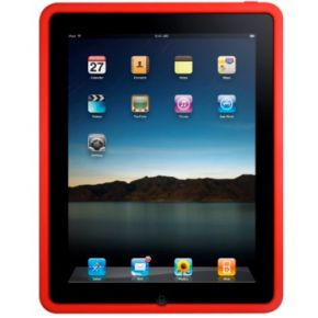 Image of Technaxx silicone case Pro voor iPad rood .2877.