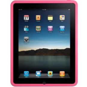 Image of Technaxx silicone case Pro voor iPad roze .2899.