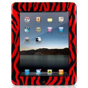 Image of Technaxx luxe case voor iPad rood/zwart .2953.