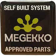Megekko PC Case Badge