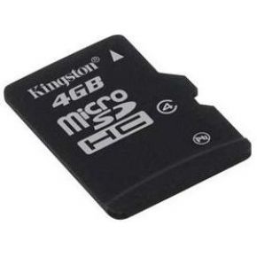 Kingston Technology 4GB microSDHC