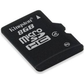 Kingston Technology 8GB microSDHC