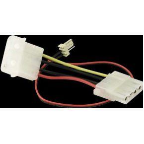 Sharkoon Adapter 3pin-4pin