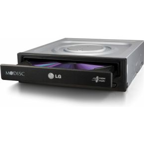 Optical DVD :RW 24x Black Bulk SATA