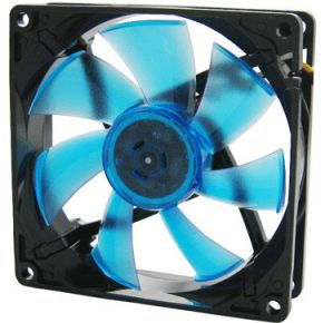 Image of Cooler Gelid Solutions WING 9 UV BLUE 92mm