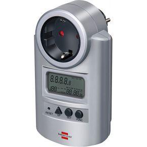 Image of Brennenstuhl Energie meter PM 231 stekkertype met klok en meetfuncties