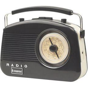 König HAV-TR900BL Dab+ Retro Radio met Bluetooth