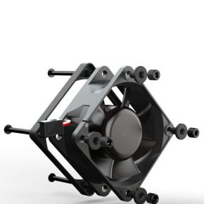 Image of Noiseblocker Casefan BlackSilentPro PR-1 60MM