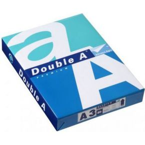 Image of Double A Paper A3-papier Wit 80g/m2 500 Vellen (5x)
