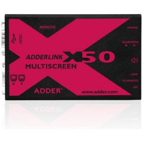 Image of ADDER ADDERLink X50 MultiScreen