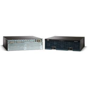Image of Cisco 3925 Wi-Fi Ethernet LAN Zwart