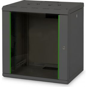 Image of 19 inch wandkast Digitus Professional DN-19 12-U-SW (b x h x d) 600 x 643 x 450 mm 12 HE Zwart (RAL 9005)