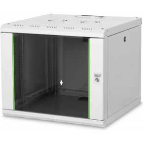 Image of 19 inch wandkast Digitus Professional DN-19 09U-6/6 (b x h x d) 600 x 509 x 600 mm 9 HE Lichtgrijs (RAL 7035)