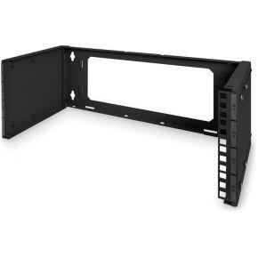 Image of 19 inch patchkast Digitus Professional DN-19 PB-4U (b x h x d) 485 x 192 x 350 mm 4 HE Lichtgrijs (RAL 7035)
