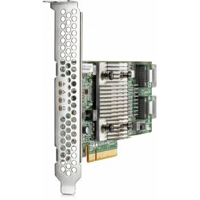 Hewlett Packard Enterprise HP H240 12GB 2-ports Smart Host bus adapter (726907-B21)