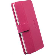 Krusell Krusell Malmo FlipW Slide 2XL Cer-Pink (76089)
