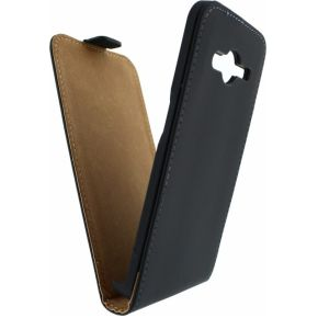Mobilize Ultra Slim Flip Case Samsung Galaxy Core II Black
